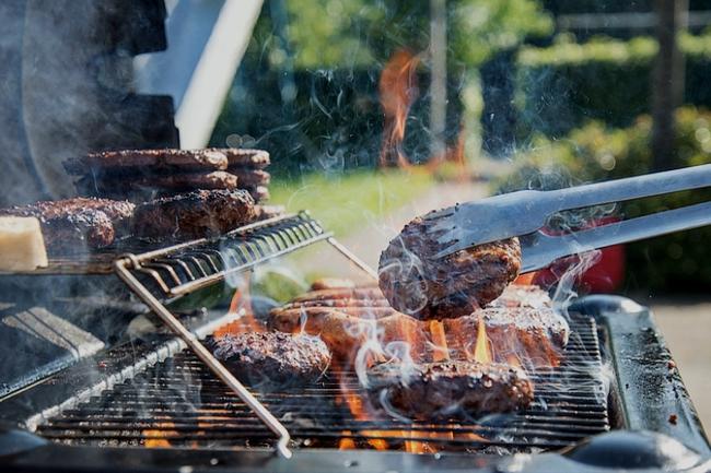 BBQ bestelformulier