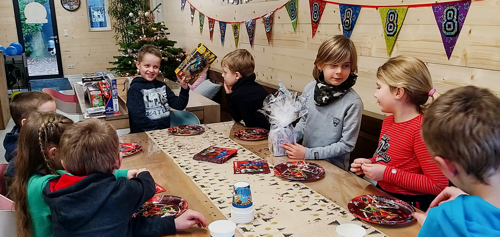 Kinderfeestje boerderij